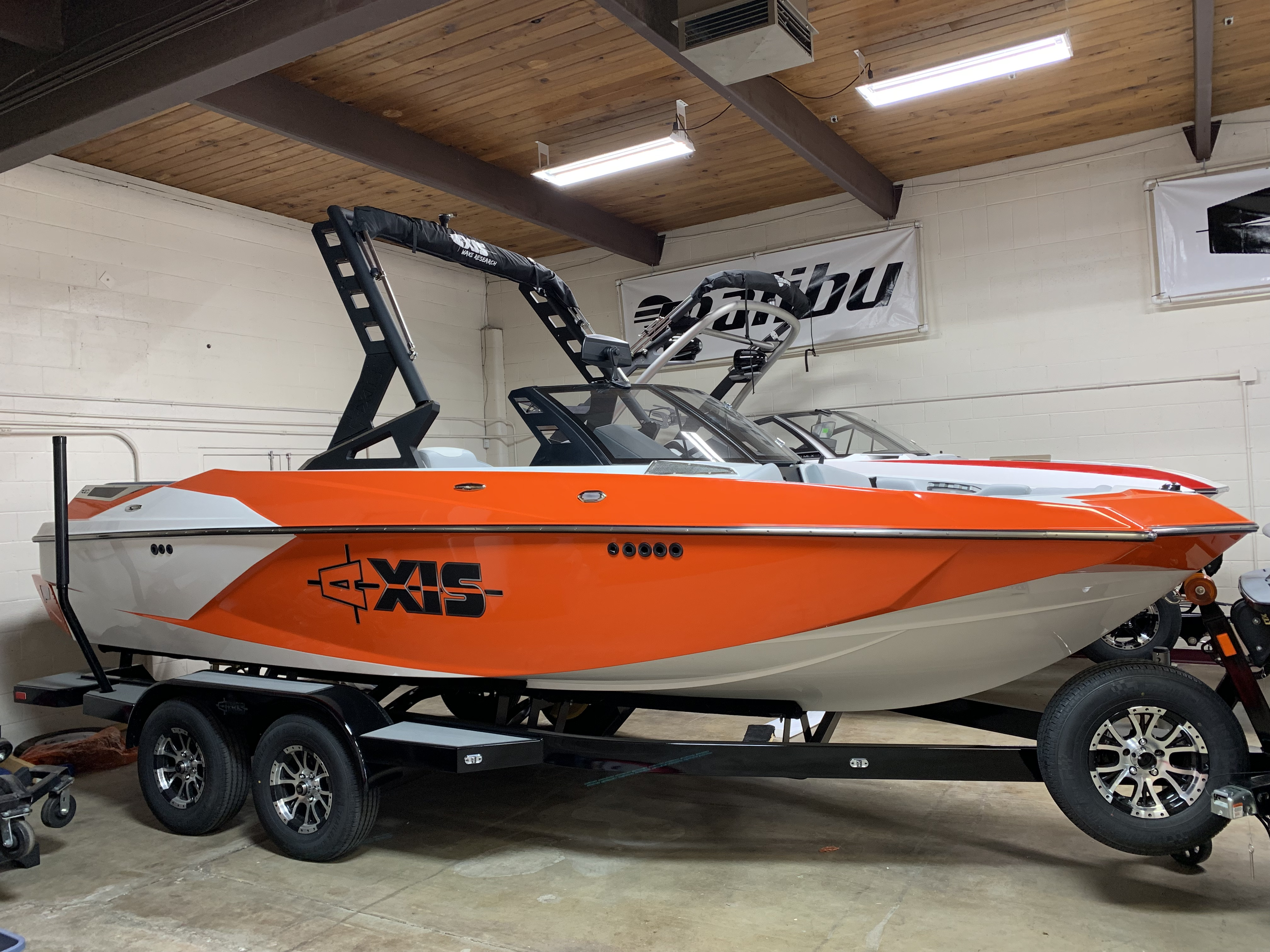 2019 Axis Boats A200