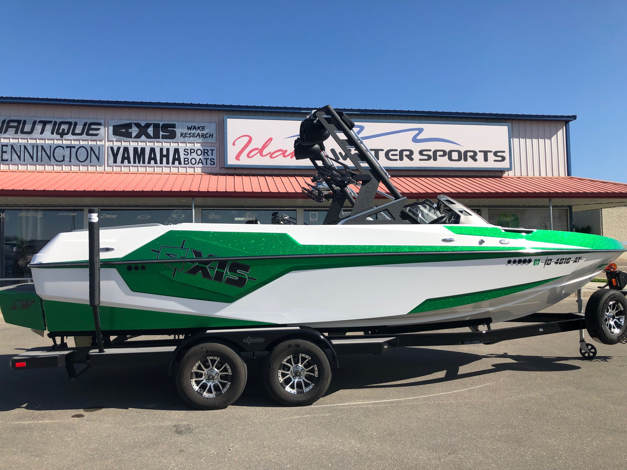 2019 Axis Boats T230