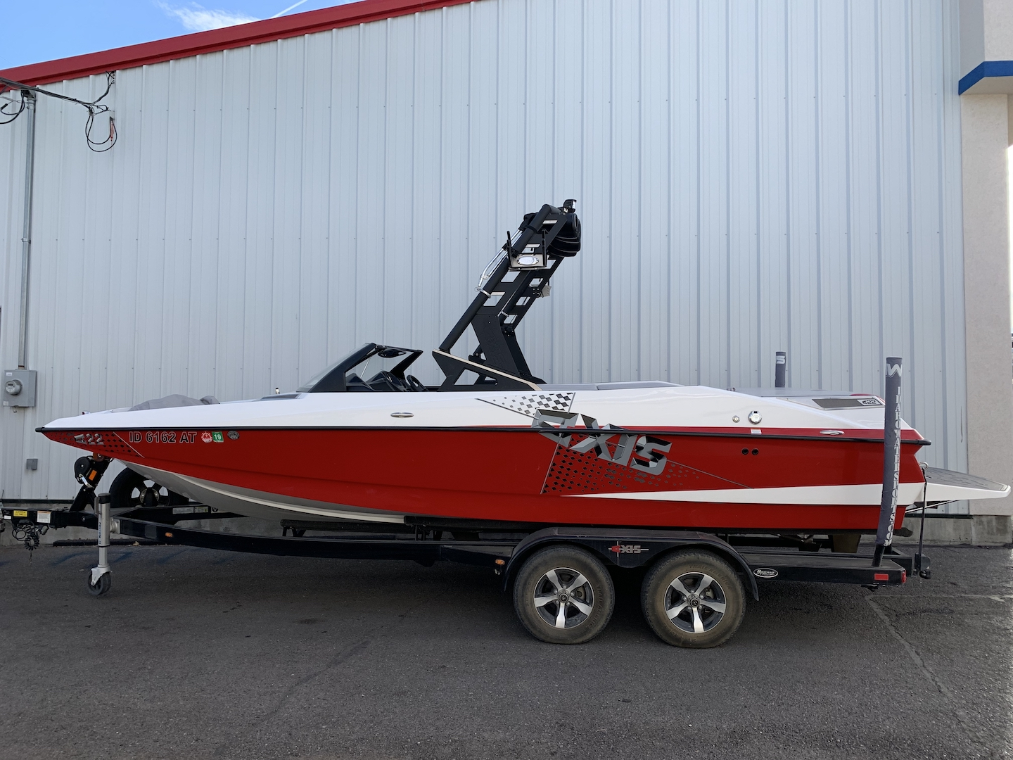 2013 Axis Boats A220